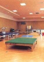 施設の風景